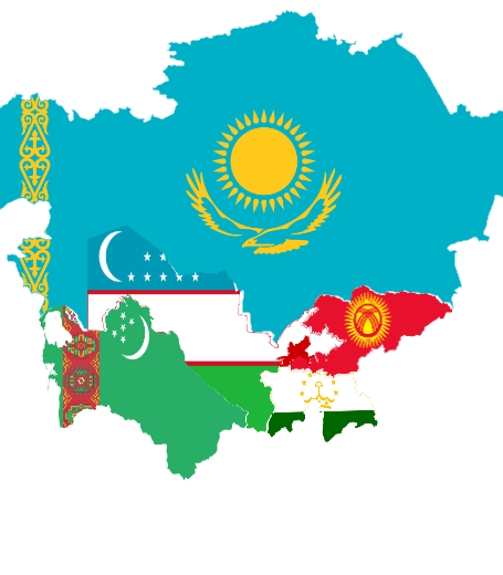 Flag_map_of_central_asia